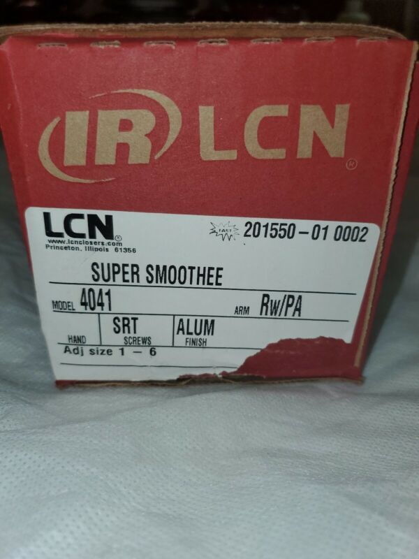 Lcn Super Smoothee 4041 new