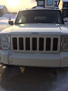 Jeep commander for sale 2006
