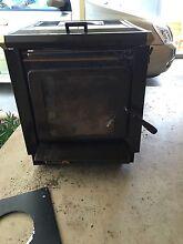 Wood heater, Burning Log, Turbo 10 Dubbo 2830 Dubbo Area Preview