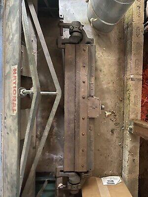 Sheet Metal Shear Brake Slitter Roller