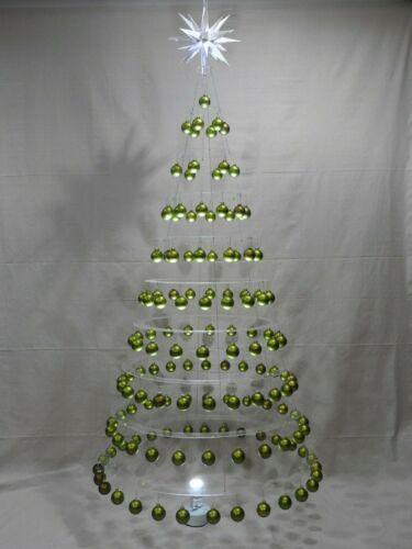 STUNNING MINIMALIST HANGING CHRISTMAS TREE by AA DESIGNS LLC. Over 7 1/2