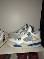 Military Blue 4's