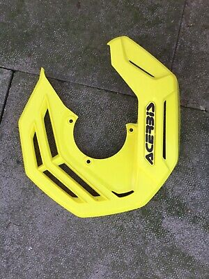 acerbis disc Guard Cover x future Yellow