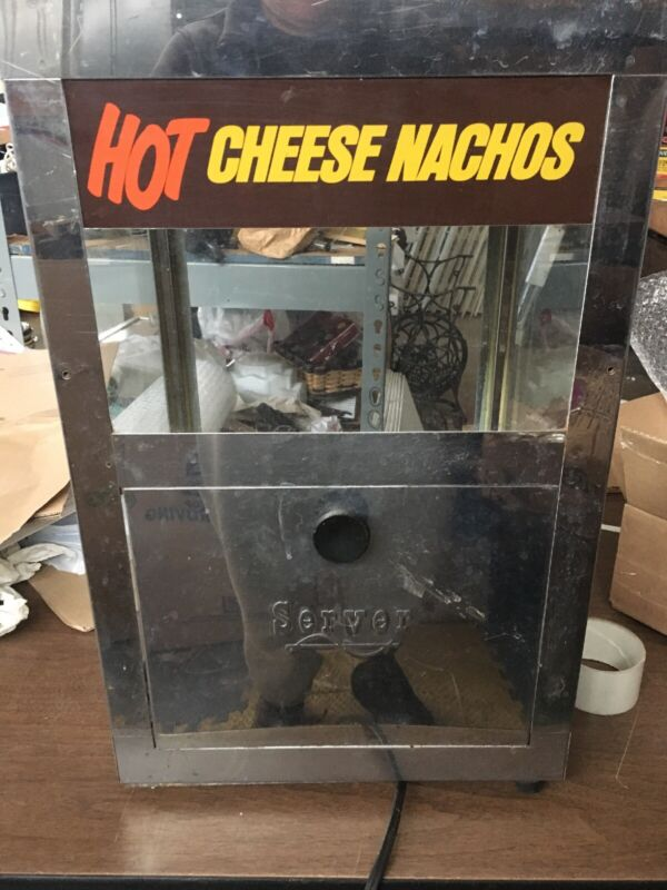 SERVER TORTILLA NACHO CHIP HOLDER UNIT  MODEL CS