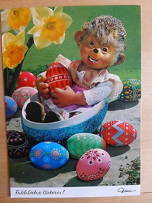 Postkarte AK Mecki * Ostern * Nr.358   Fröhliche  Ostern