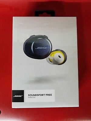 Bose SoundSport Free Wireless Sport Headphones