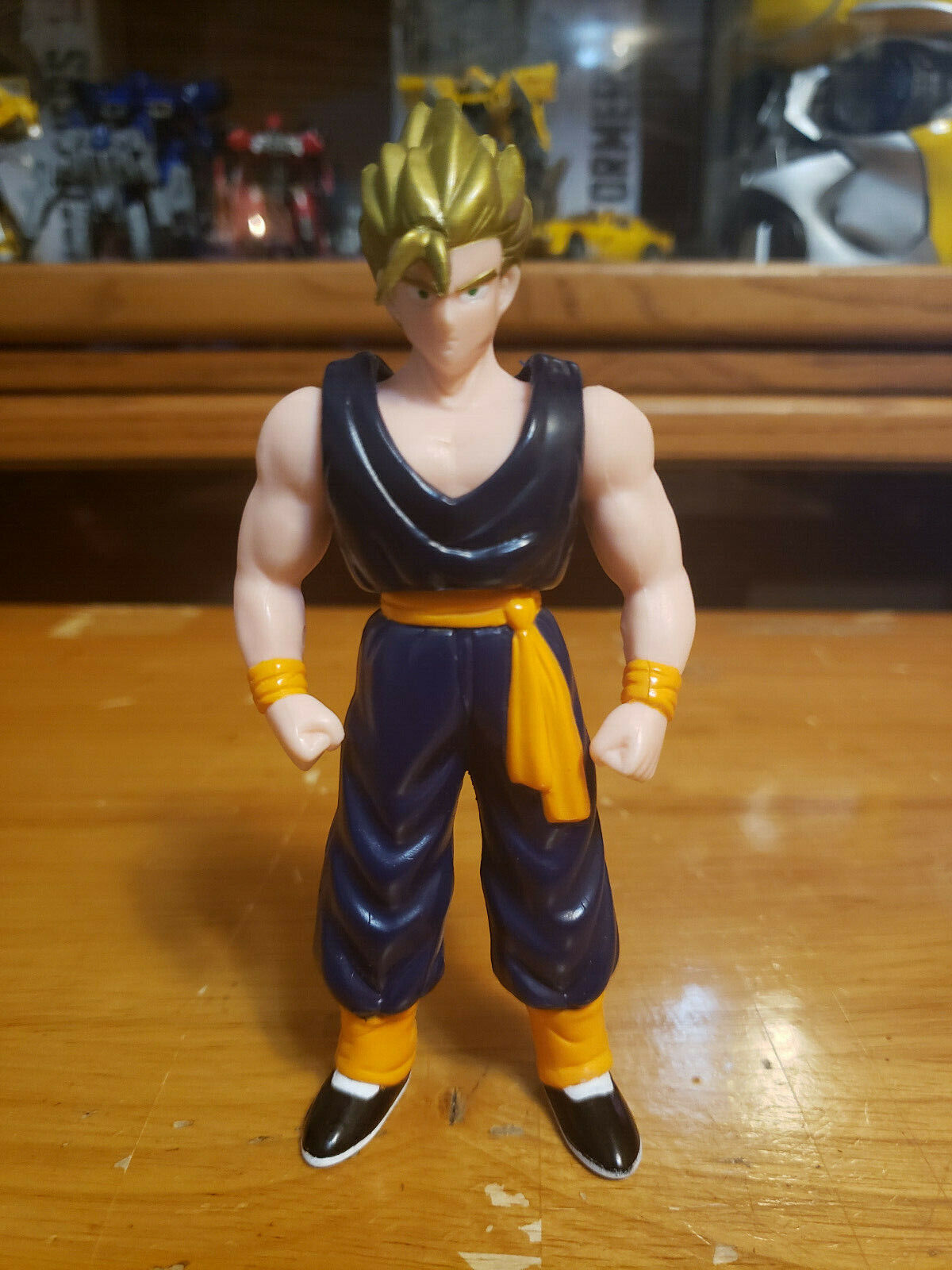 Character:Super Saiyan Son Gohan Vol 13:BANDAI Dragonball Z  and Dragon Ball GT super battle collection AB Toys & Irwin