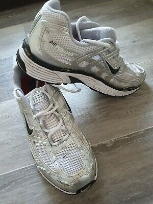 Nike Air Zoom Pegasus  Running Shoes UK10 EUR45 US11 Silver