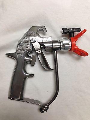 Graco Silver Plus Gun 246240