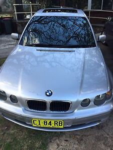BMW   316ti2003 Model 5 speed auto one year rego Caringbah Sutherland Area Preview