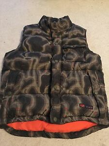 Unisex vest Gap size M youth almost new