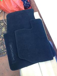 200sx fitted floor mats (x3) Nedlands Nedlands Area Preview