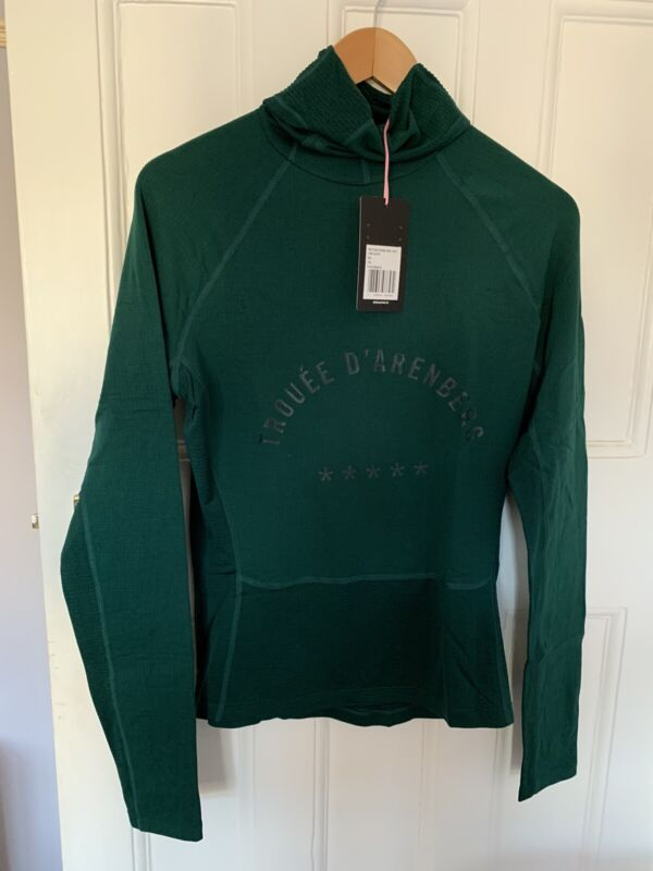 Rapha Pro Team thermal base layer - large, new, green