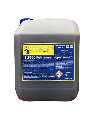 Mr. Perfect® Felgenreiniger, 5L - Felgen-Konzentrat für Profi-Reinigung
