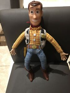 Woody the Sheriff from Toy Story