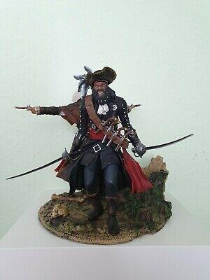 Assassins Creed Black Flag 2er Figuren Set Edward + Blackbeard