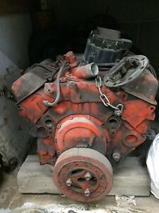 Oldmoble cutlas engine