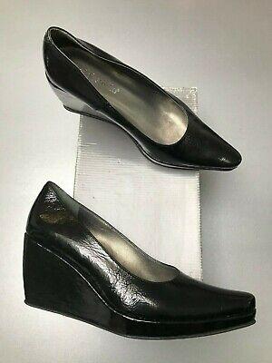 Chaussures vernies noires Vidi Studio neuves - Pointure 38 (A)