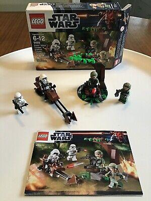#9489 Star Wars Slave I LEGO Set Assembled Starting at $9.95!
