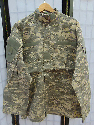 a099b7c481042 U.S. Military ACU Digital Camo Rip Stop Jacket & pants set XL/Reg, brand new