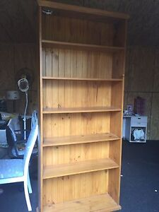 Tall bookcase Nerang Gold Coast West Preview
