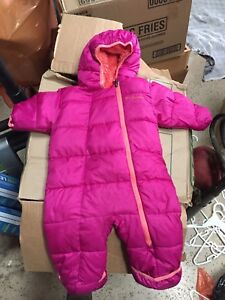 6-12 winter suit for girls!