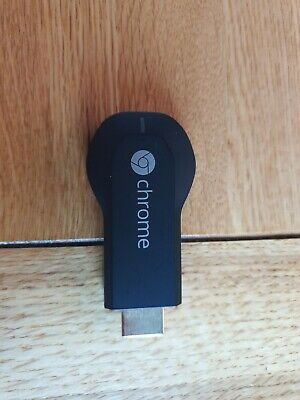 Google Chromecast. HDMI Wireless Streamer. Good Condition.