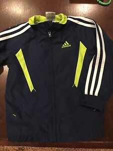 New, without tags, 3T adidas spring jacket