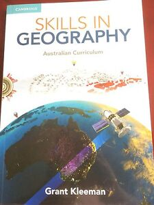 Cambridge Skills in Geography - Australian Curriculum Text Book Rouse Hill The Hills District Preview