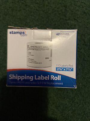 Stamps.com Prolabel Dymo 99019 Seiko Slp-fw
