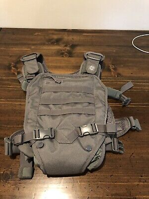 Mission Critical S.01 Action Baby Carrier - GRAY