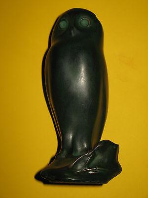 Eule, Pompon, Schünemann Museums-Replik, owl