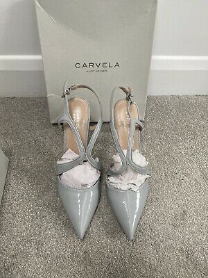 Carvela Kurt Geiger Size 8shoes With Matching Bag