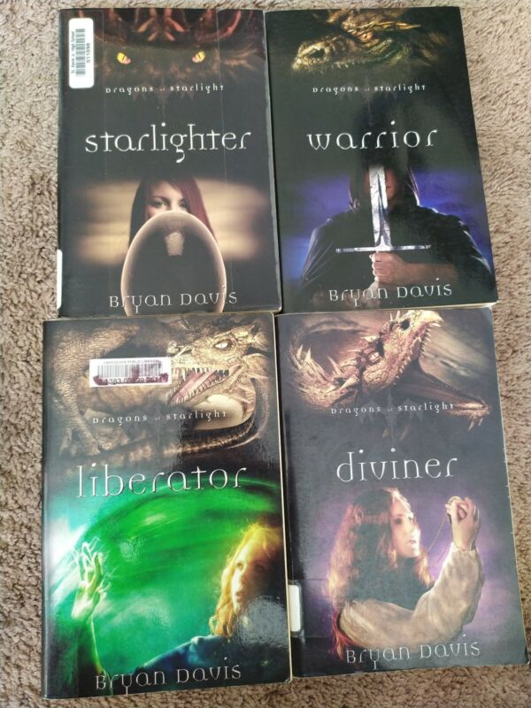 Dragons Of Star Light full Series Paperback Very Good Condition