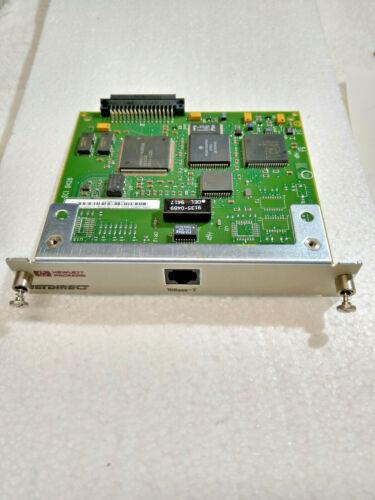 HP J2550-60001 JetDirect  10Base-T  Print Server
