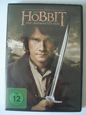 DVD - Der Hobbit - Eine unerwartete Reise - Peter Jackson (Hobbit Eine Unerwartete Reise Dvd)