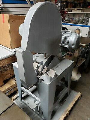 Toledo Beaver Speed-cut No. 20 Abrasive Chop Saw Woodworking Machinery