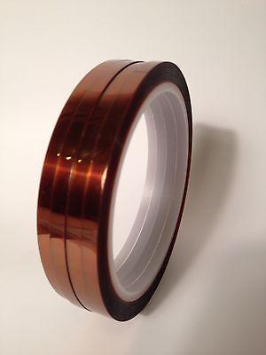 4 x Heat Resistant High Temperature Adhesive Tape Dye Sublimation Mug Print 5mm