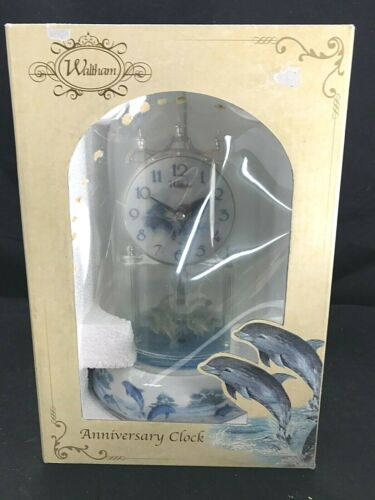 Waltham Dolphins Porcelain Anniversary Collector