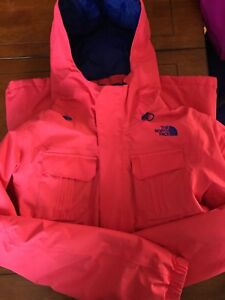 North Face Insulated Winter Jacket