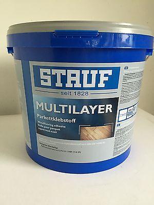 Stauf Multilayer 18 kg, Parkettkleber, Kleber für Mehrschichtparkett