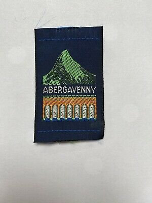 Boy Scout Badges Ext ABERGAVENNY Wales