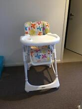 High chair suitable 1-4 year olds Hornsby Hornsby Area Preview