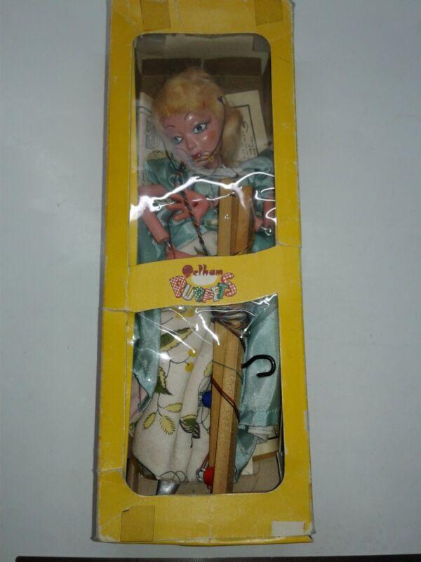 Vintage Pelham Puppets Cinderella Marionette String Puppet