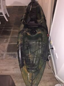 Fishing Kayak 4m long Highland Park Gold Coast City Preview