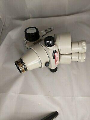 Nikon Smz-2b Microscope Head With Adjustment
