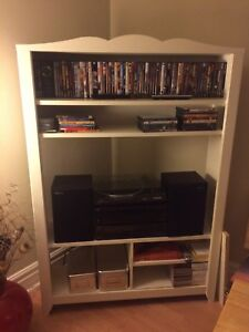 Ikea set of 3 for entertainment centre
