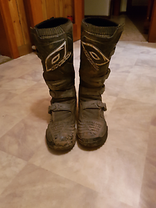 Oneal motorcross boots Liverpool Liverpool Area Preview