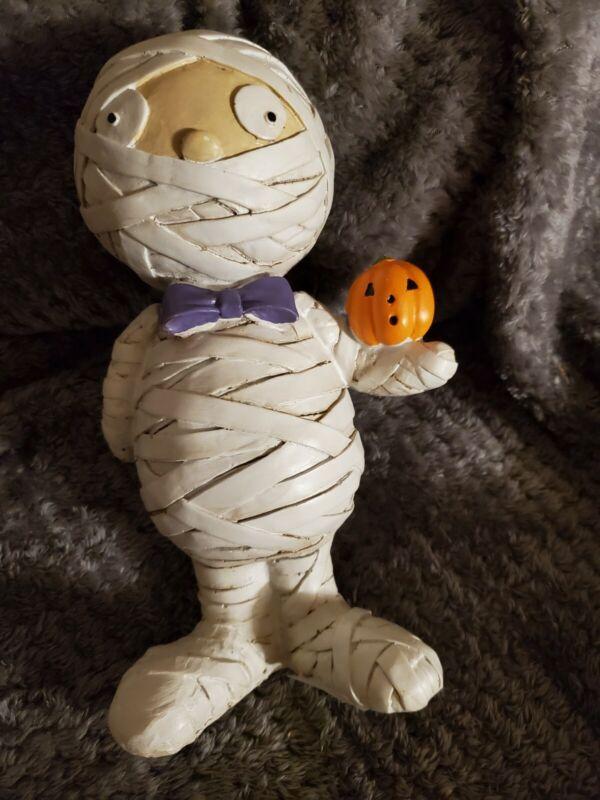 "Halloween Mummy ""Gus"