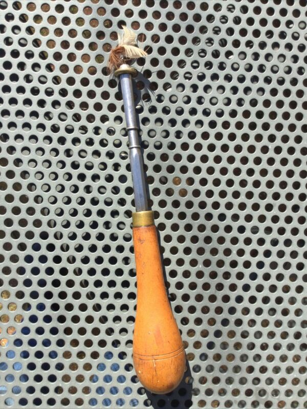 VINTAGE HAND FLY TYING FISHING VICE